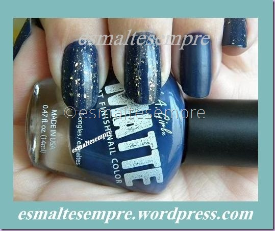 Gilded Glitter NYX A